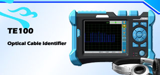 TECO TE100 Optical Cable Identifier